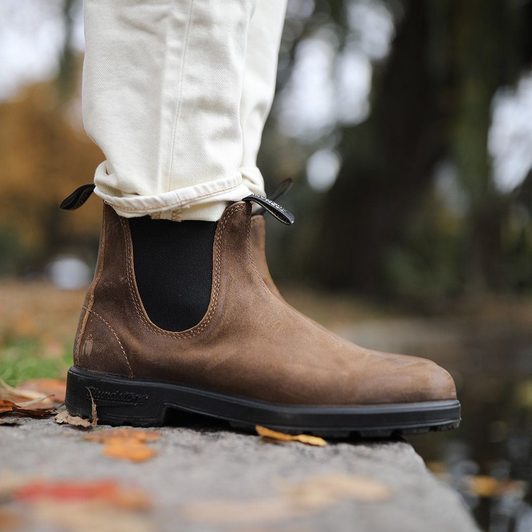 blundstone mens casual boots