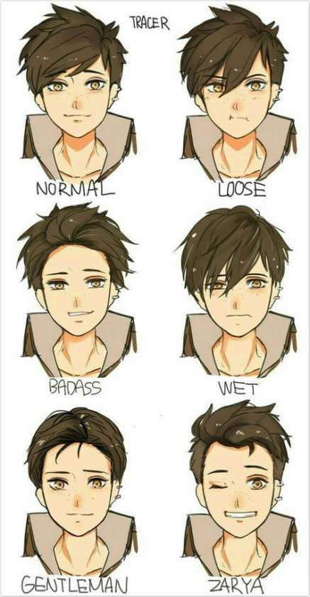 Photo of 52+ Ideas For Drawing Hair Male Tutorials