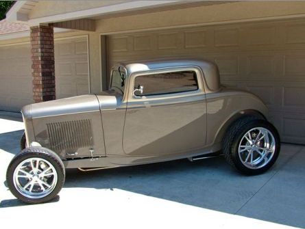 Yes it's a kit car, but have always wanted a 32 Ford coupe! | STREET