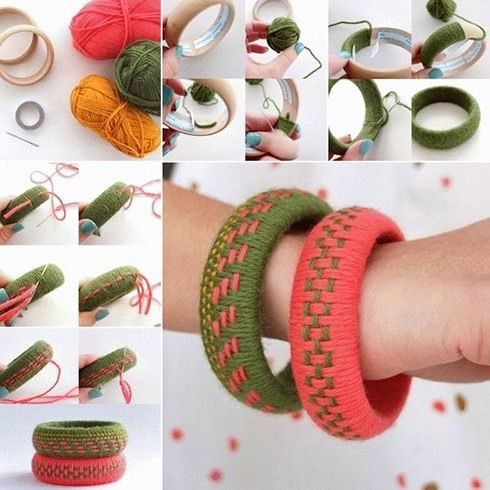 how to make thread bangles bangle silk thread and craft