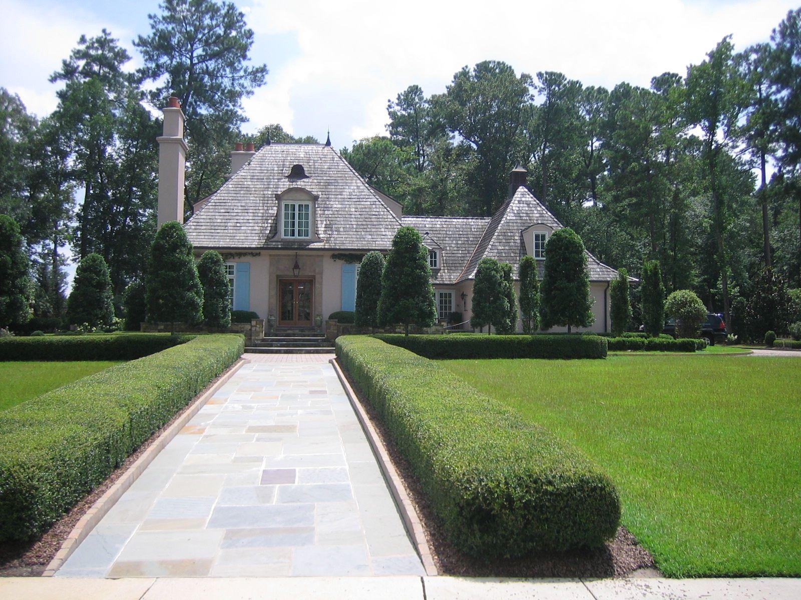 Jack arnold home la maison blanche pic gardens for Architecture de la maison blanche