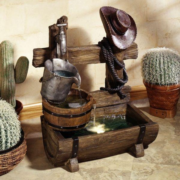 gartenbrunnen selber bauen 17 einfache und originelle ideen zur inspiration garten. Black Bedroom Furniture Sets. Home Design Ideas