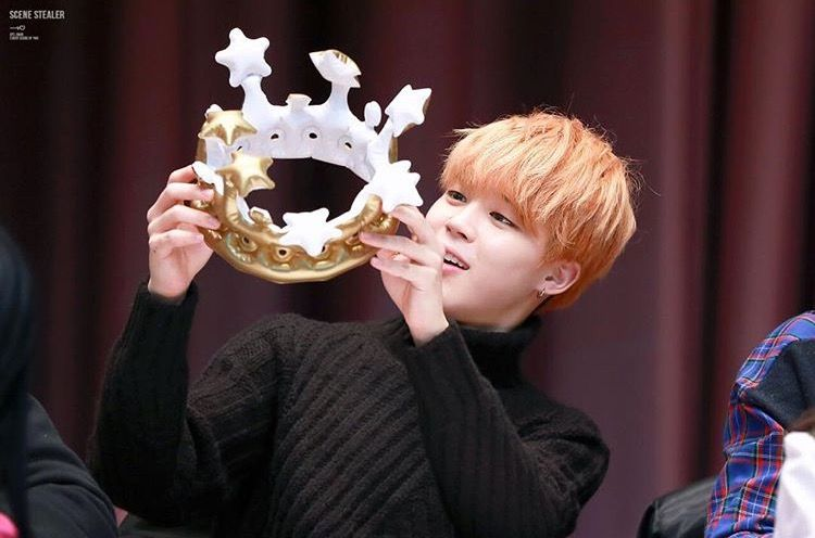 Wear the crown my prince