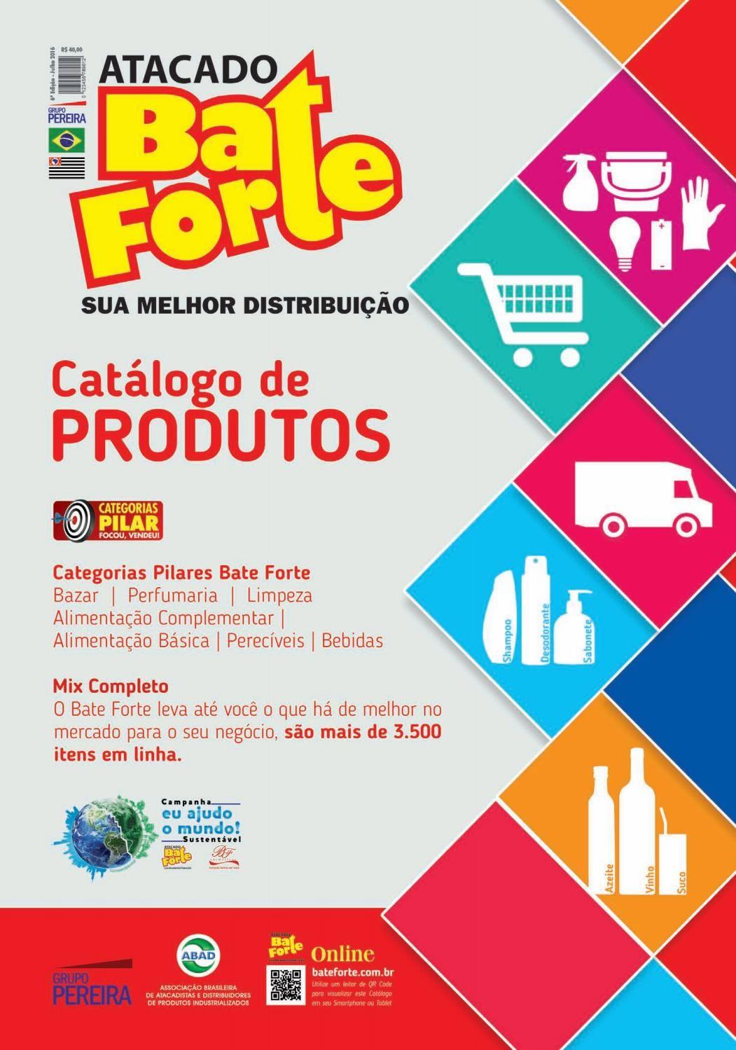 Catálogo Bate Forte São Paulo