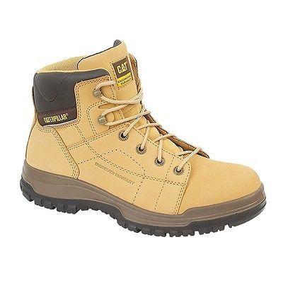 2bf71215392  Caterpillar cat dimen hi sb  honey  safety boots