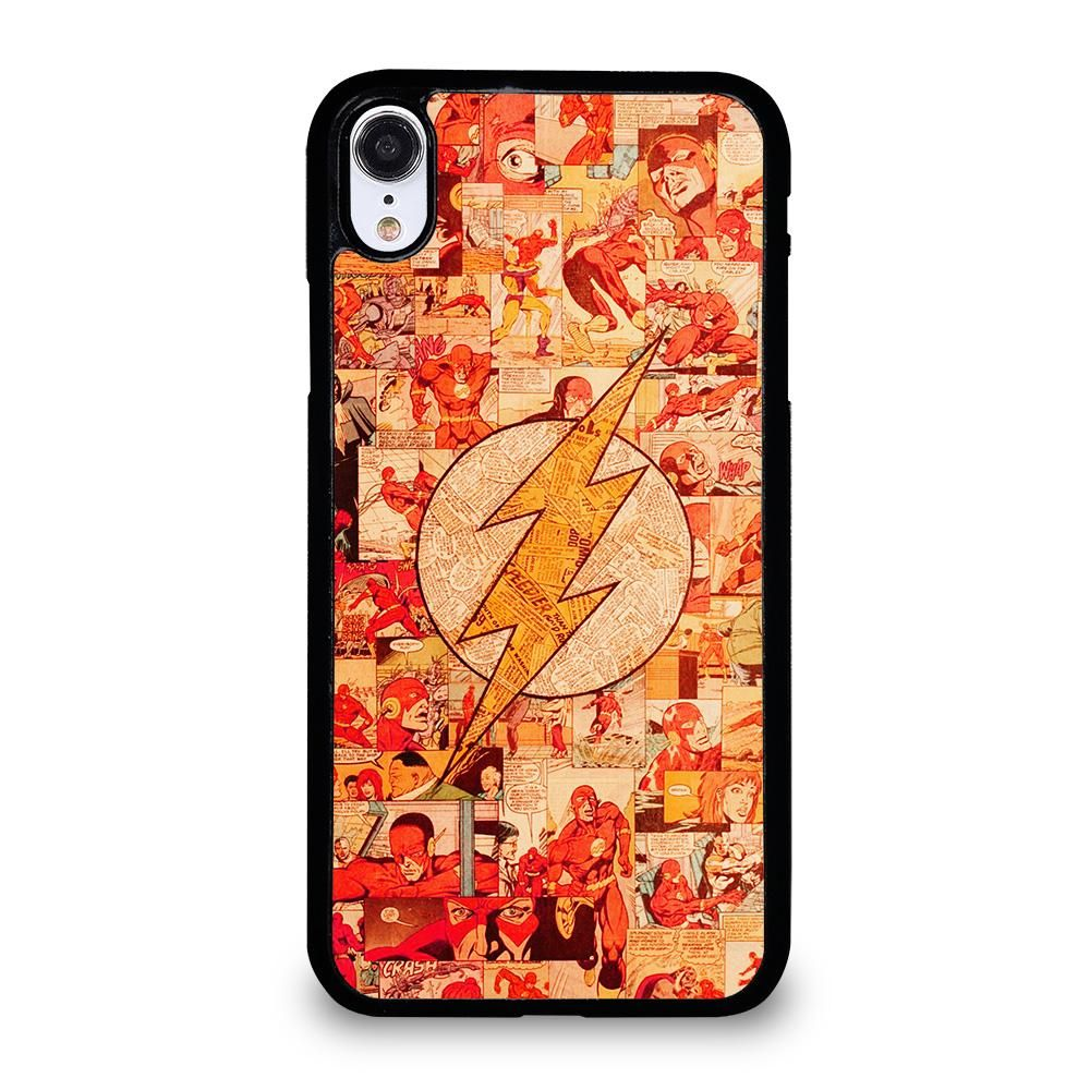 The Flash Collage Iphone Xr Case Cover Di 2019 Iphone Xr