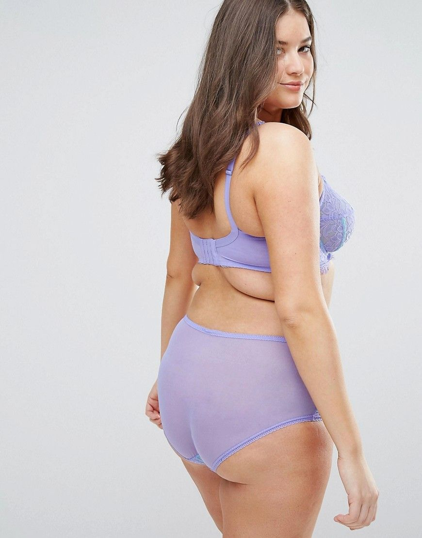 With Paypal For Sale Cleo Underwire Bra D - J Cup - Lilac City Chic Sale Discounts u4sKYU