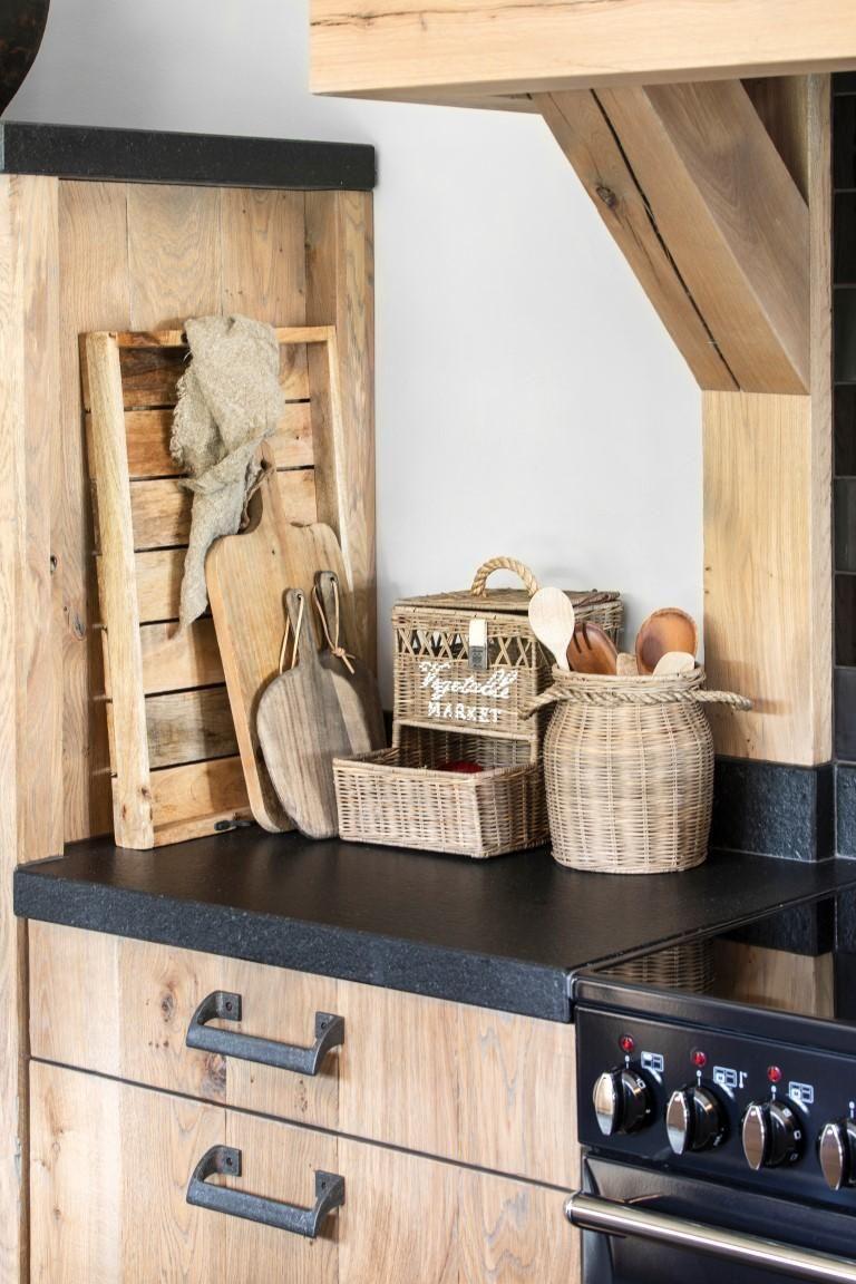 Landelijke Houten Keukens Eikenkeukens Landelijkwonen Keukeninspiratie Interieur Keuken Wonenlandelijkestijl Houten Houten Keuken Keukendecoratie Keuken