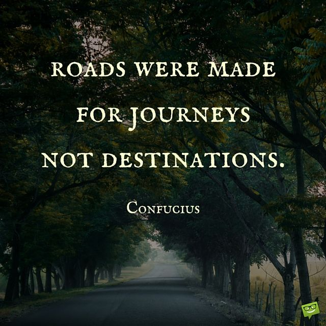 Eastern Wisdom Quotes Pinterest Confucius Quotes Road Quotes