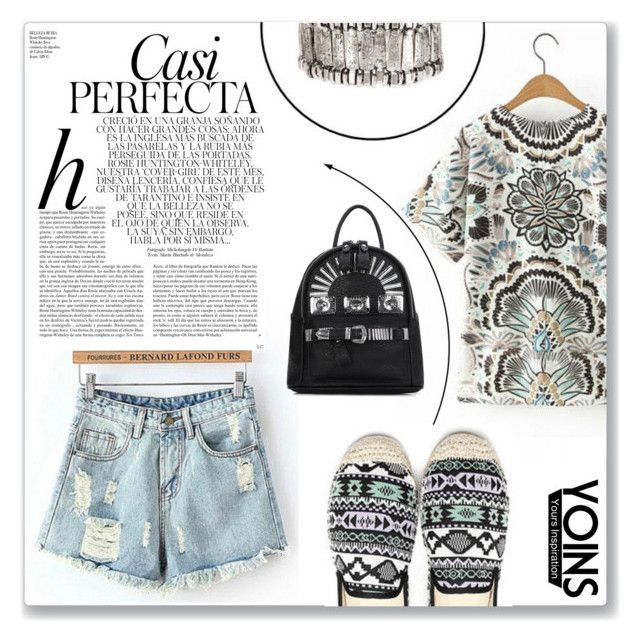 """""""YOINS 13"""" by abecic ❤ liked on Polyvore featuring Whiteley, yoins, yoinscollection and loveyoins"""
