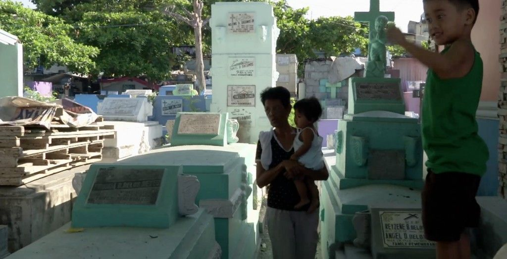 Graveyard City  Dwelling atop the dead: With no room to live, some Filipinos sleep in graveyards | PBS NewsHour