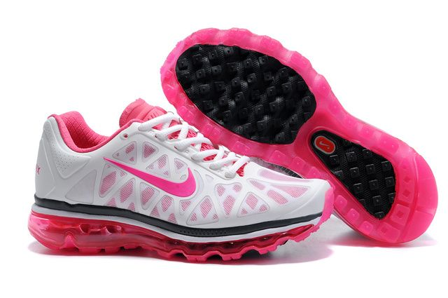 womens nike air max 2011 mesh black pink