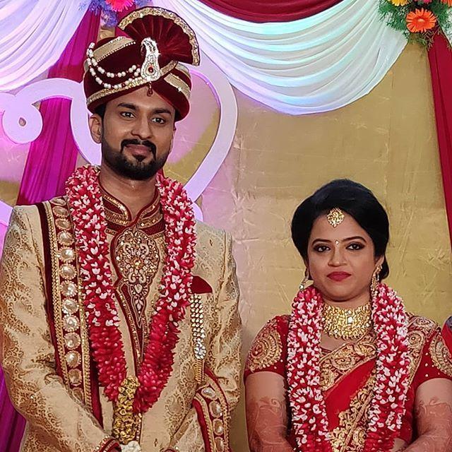 Wish u a happy Married Life.. friend wedding indian