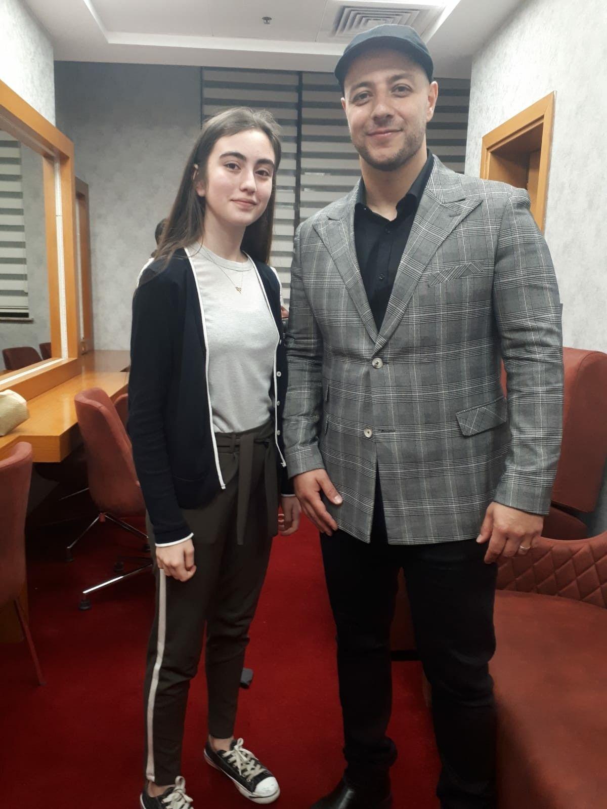MaherZain with a fan   Maher Zain in 2019   Maher zain