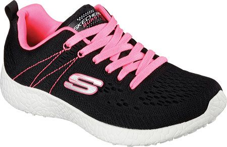 Burst Sneaker 12434 Skechers Training Energy Womens Bkhp Adrenaline FPP1wq