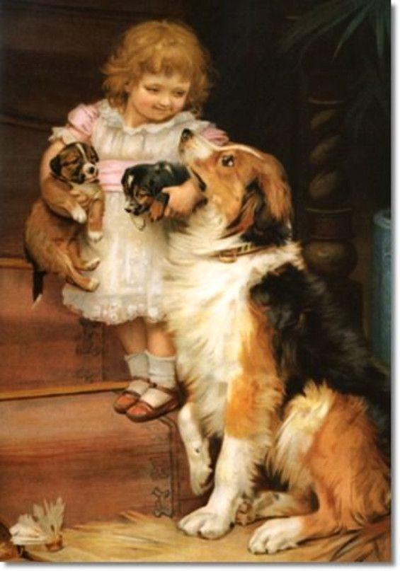 The Shepherd's Post Volume 3, Issue 3 Dog art, Dog