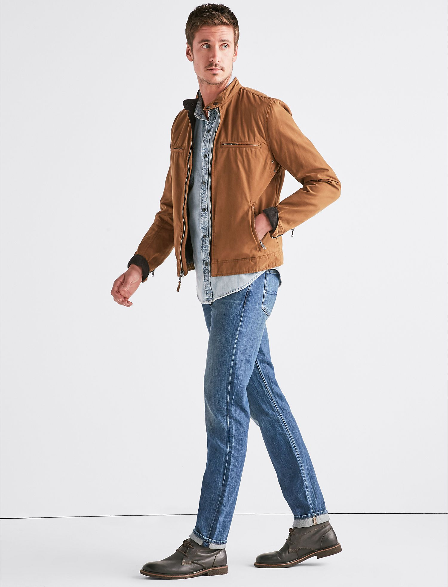 24 Best Men S Casual Outfits Vintagetopia: Waxed Bonneville Jacket