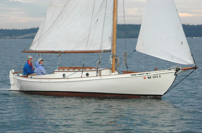 Prettiest boat under thirty feet - Page 6