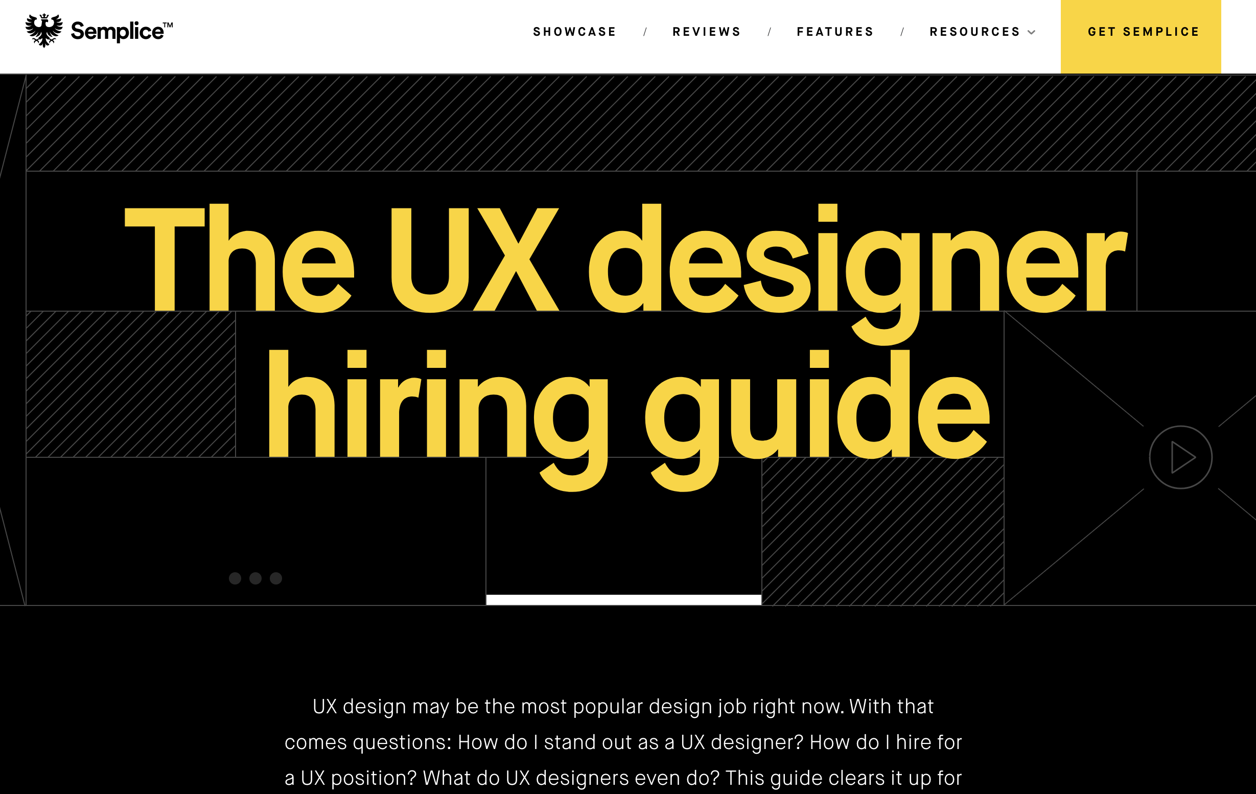 How to hire a UX designer or get a UX design job