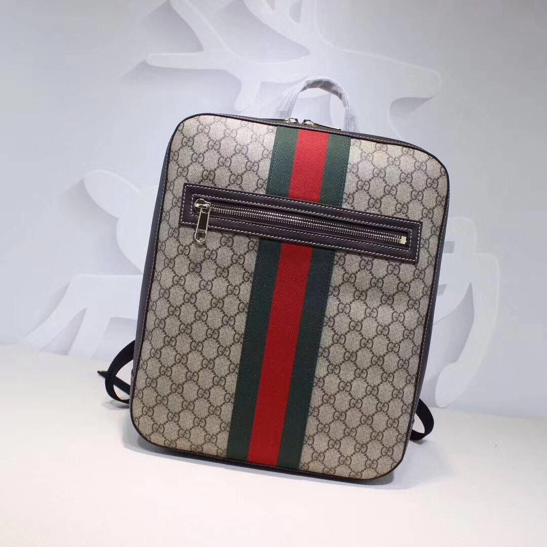 320667fe5f39 Gucci GG Supreme Backpack 100% Authentic 80% Off | Real Gucci Tote Bags #