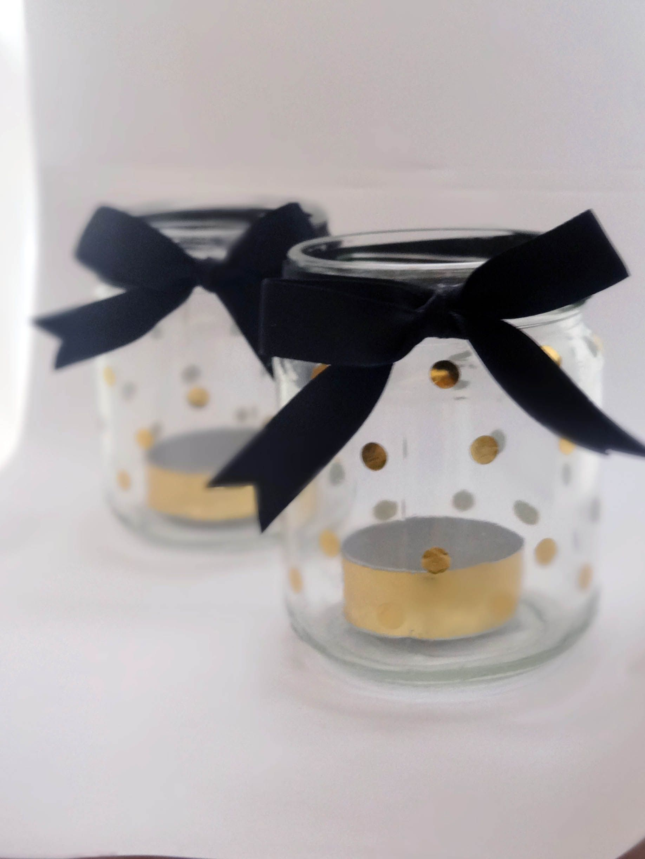 Black & Gold party - By A Pretty Idea - www.aprettyidea.com | DIY ...