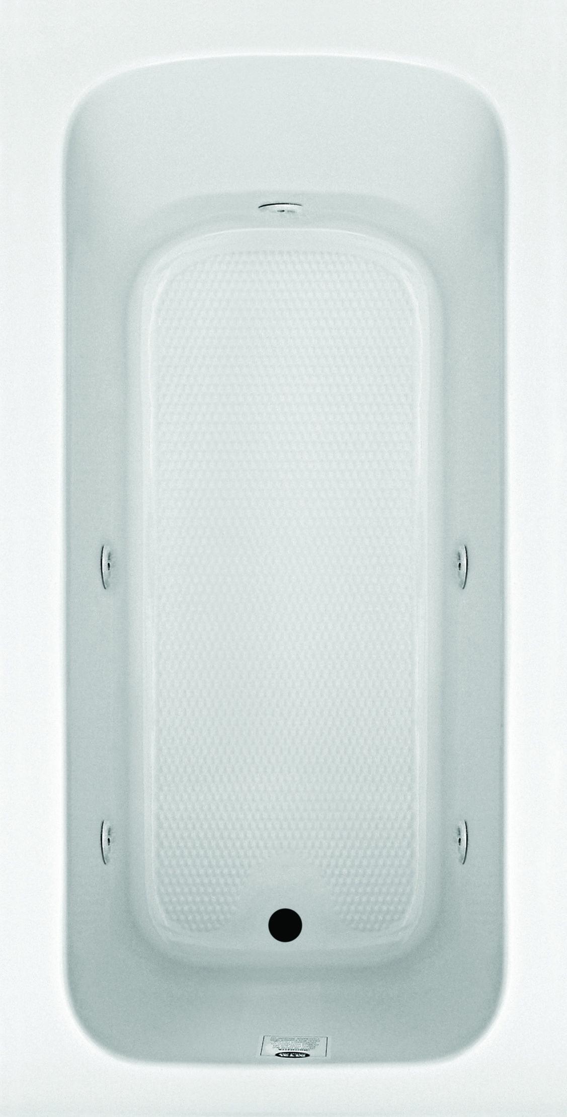 Jetta Advantage whirlpool bathtub, E13S Riser model. Visit www ...