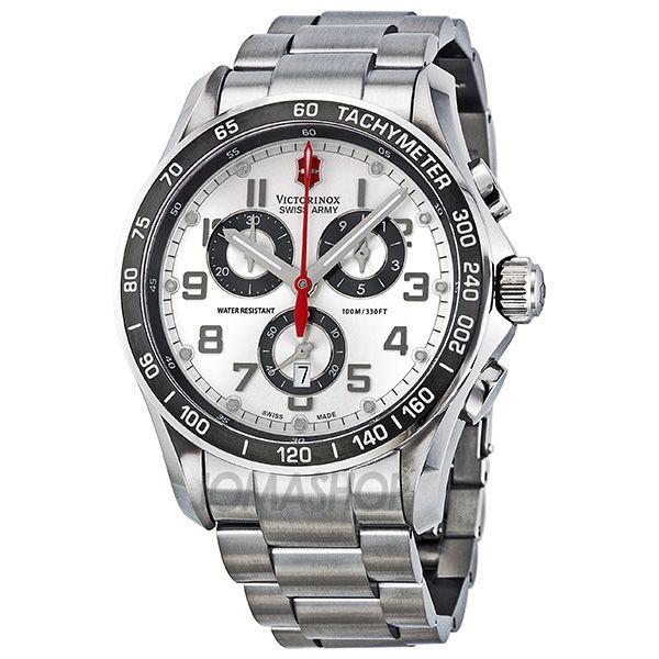 victorinox swiss army chrono classic mens watch 241445 watches victorinox swiss army chrono classic mens watch 241445
