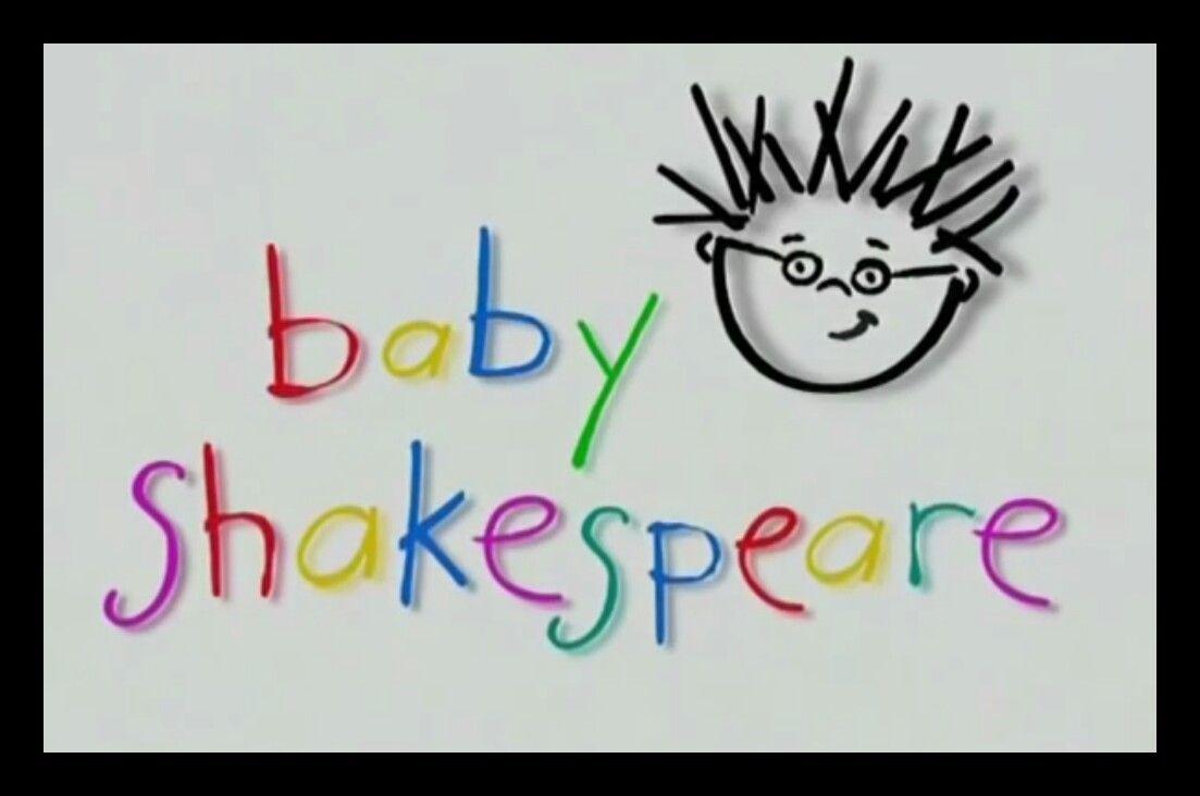 Baby Shakespeare Baby Einstein Title Card Pinterest