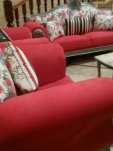 للبيع 4 كنبات فردية وكنبة طويلة Furniture Chaise Lounge Home Decor