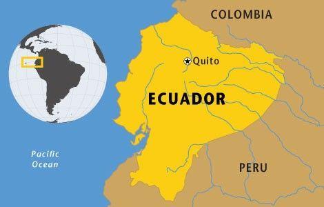 Ecuador Ecuador, National geographic kids and Social studies - best of world map with ecuador