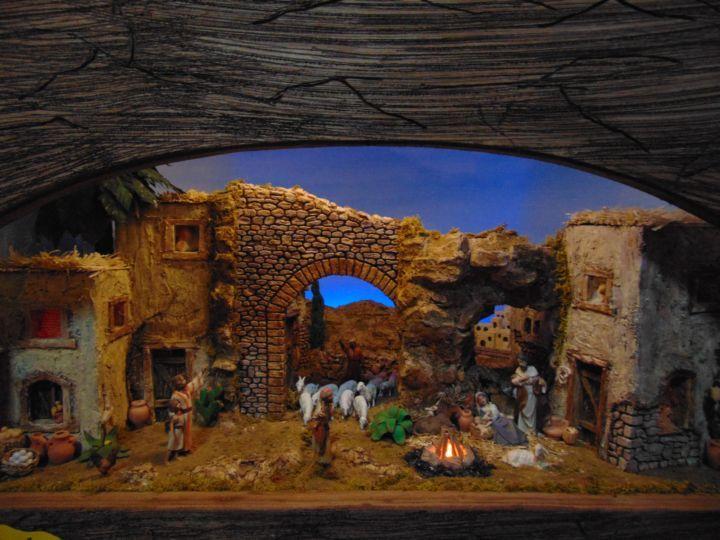 Presepi Di Legno Betlemme : Presepe di sabbia un mare di speranza ecco la betlemme che chiama