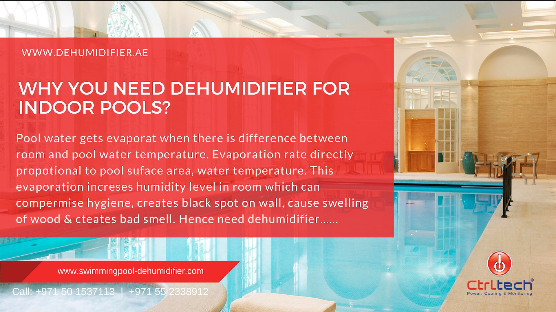 First Of All Lets Understand Why We Need Dehumidifier For Indoor Pool Rooms Dehumidifier Indoorpoolde Indoor Swimming Pools Swimming Pool Water Indoor Pool