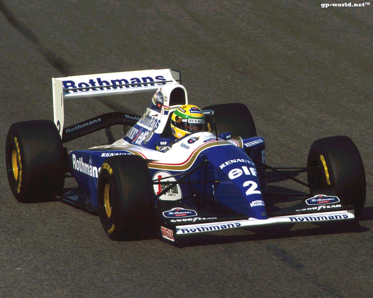 Ayrton Senna Rothmans Car Wallpaper Imola 1994 Ayrton Senna Racing Is In My Blood 1960 1994