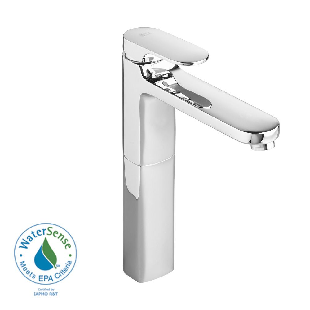 Moments Single Control Vessel Bathroom Faucet from American Standard ...