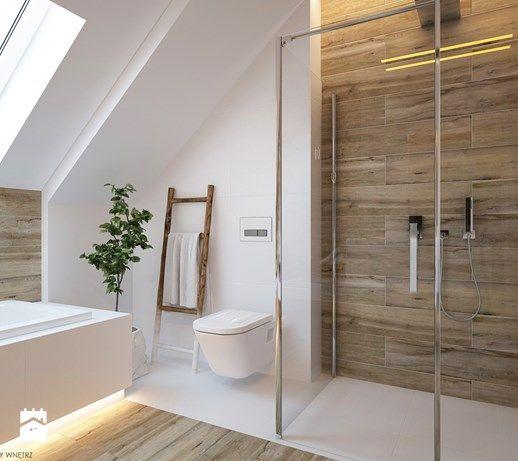 Aranżacje wnętrz - Łazienka: Łazienka styl Skandynawski - ELEMENTY - Pracownia Architektury Wnętrz. Przeglądaj, dodawaj i zapisuj najlepsze zdjęcia, pomysły i inspiracje designerskie. W bazie mamy już prawie milion fotografii!