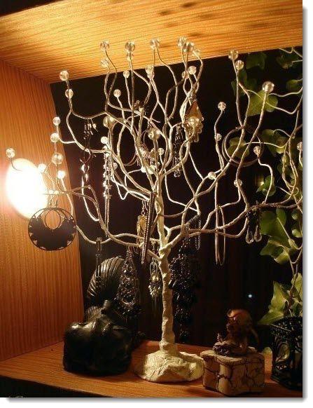 Оригинальное дерево своими руками 777