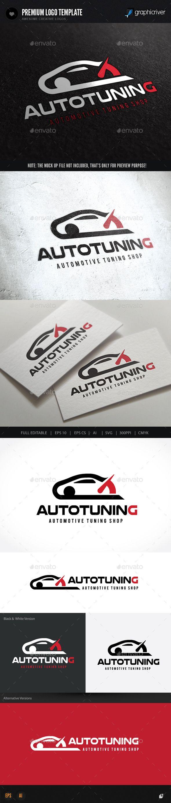 Car body sticker design eps - Auto Tuning