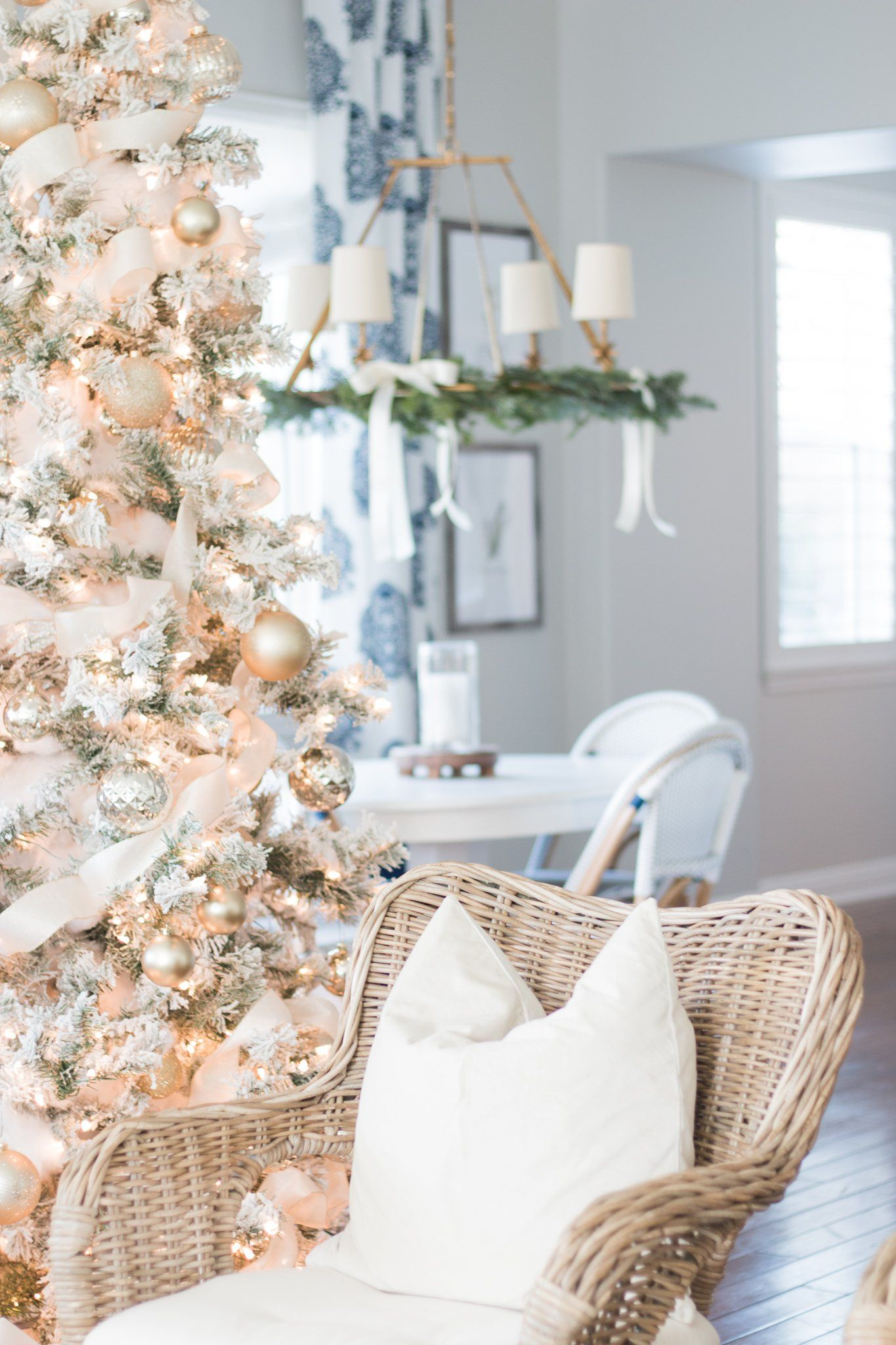 Decked + Styled Christmas Tour  A Thoughtful Place