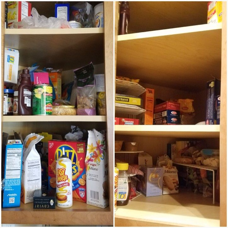kitchen cupboard organizing before and after by absolute organizing of rapid city kitchen on kitchen organization before and after id=94938