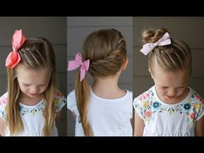 3 Five Minute Back To School Hairstyles Qs Hairdos