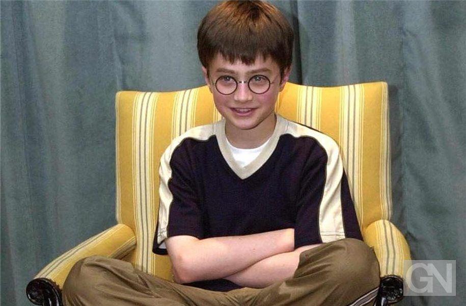 Harry Potter Wird 40 Ein Ruckblick Zum Mitreden Daniel Radcliffe Harry Potter Daniel Radcliffe Harry Potter