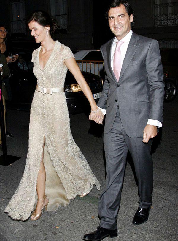 Vestidos boda civil famosas
