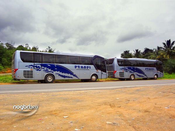 Bus Rapi Terbaru Legacy Sr1 Bus Rapi Harapan Kita Buses