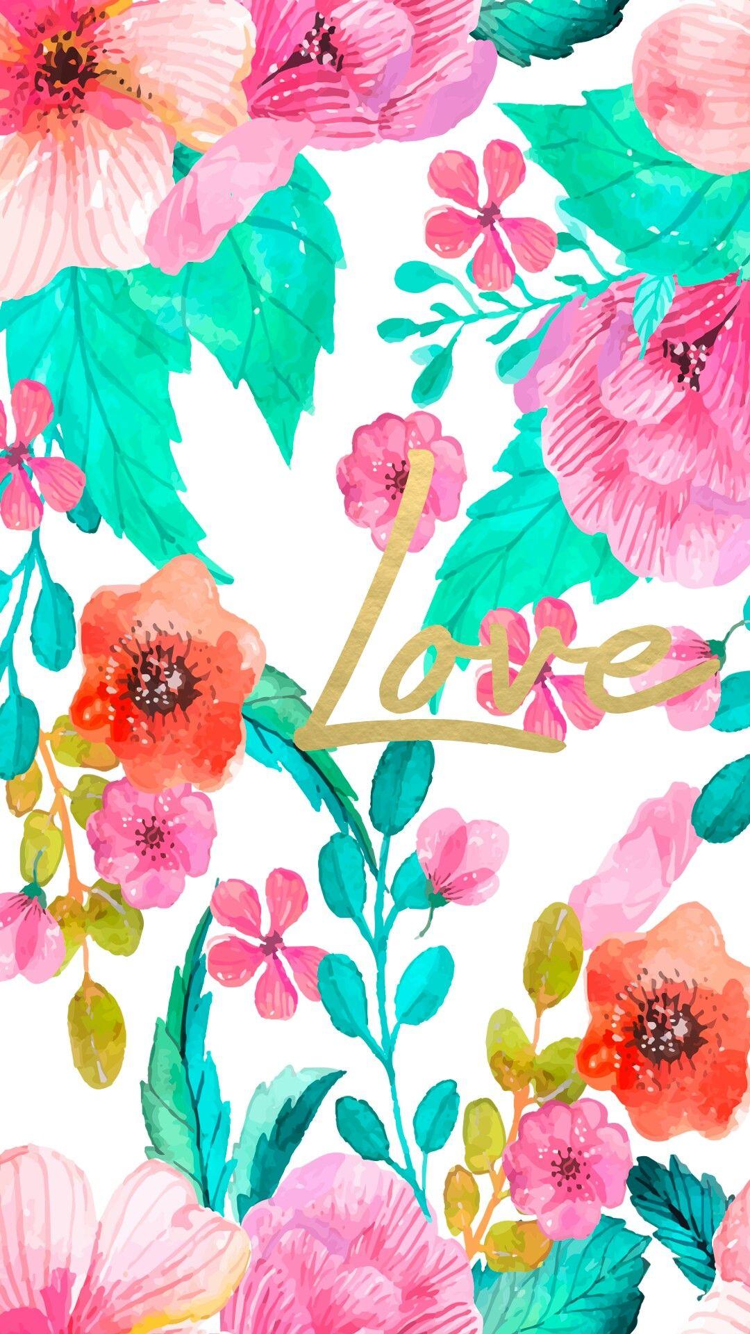 Flowers | wallpapers ❤ | Pinterest | Hintergründe, Smartphone ...