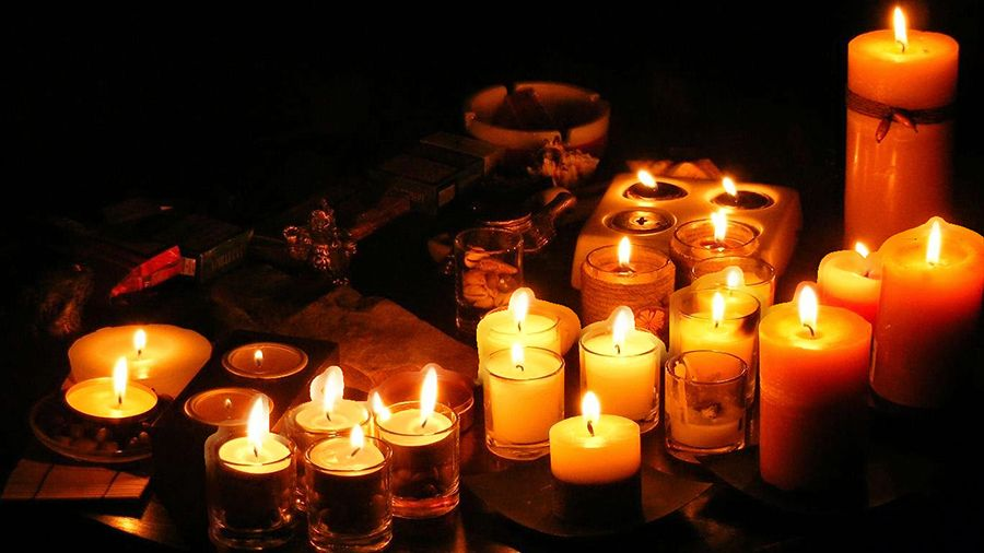 Il Colore Delle Candele.Significati Dei Colori Delle Candele Rituali Candles