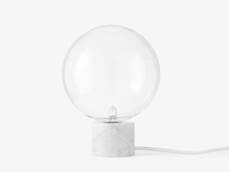 Buy The Tradition Marble Sv6 Table Lamp At Nest Co Uk Table Lamp Light Table Lamp