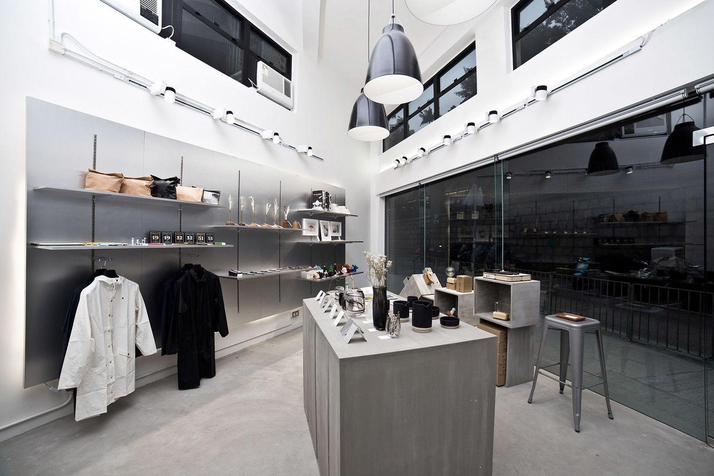 Ethos Twins Kitchen Pop Up Led Indoor Lighting Concept Store