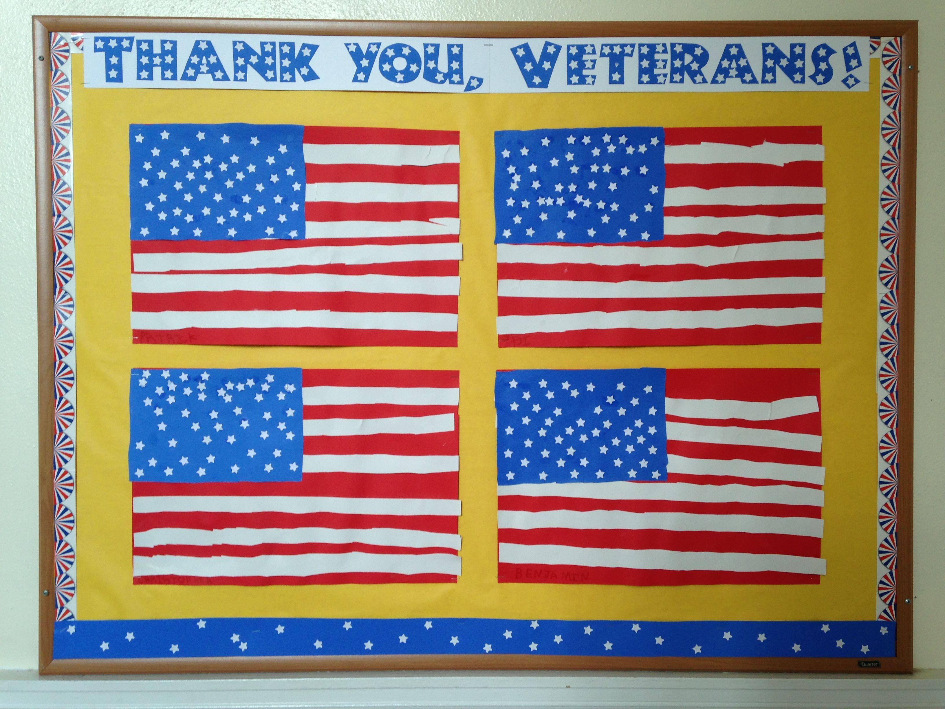 Pre K S Salute To Veterans