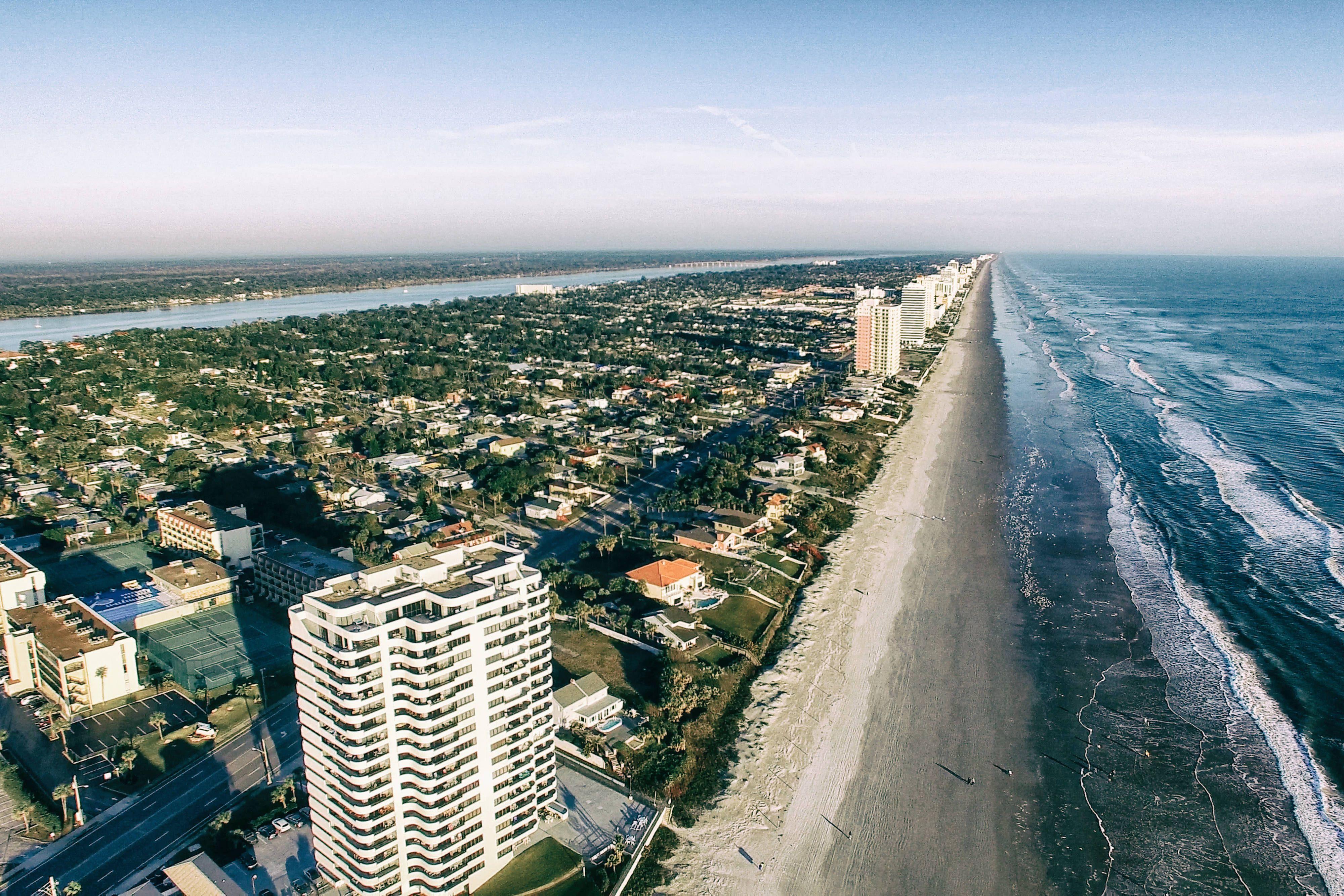 Delta Hotels Daytona Beach Oceanfront Daytona Beach Shoreline