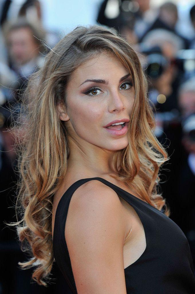 Nina Senicar | Light hair color, Hair color light brown, Hair color
